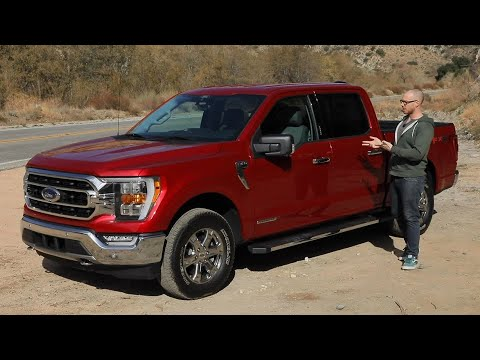 2021 Ford F-150 Test Drive Video Review