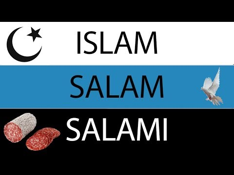 Islam Means Peace (Not Really)