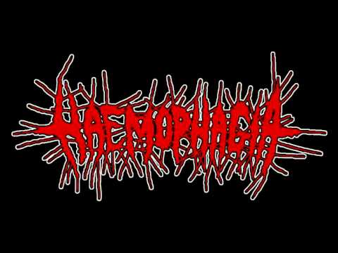 Haemophagia - Human Asphyxiation online metal music video by HAEMOPHAGIA