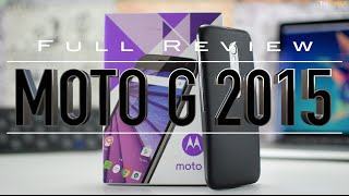 Moto G 3rd generation full review