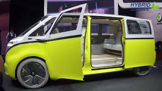 Женевский автосалон 2018 Электромобили и гибриды
