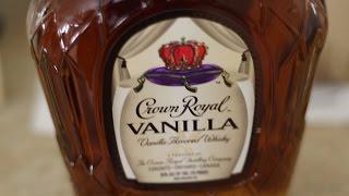 Crown Royal Vanilla Bottle Review