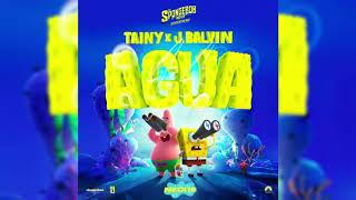 Agua-J Balvin Tainy (BASS BOOSTED)