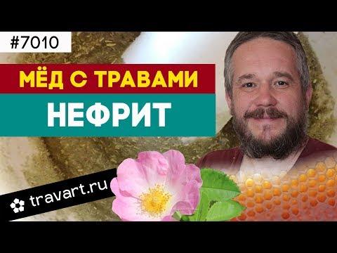 Мед с травами. Профилактика Нефрита. #7010 ТРАВАРТ Животворец Андрей Протопопов