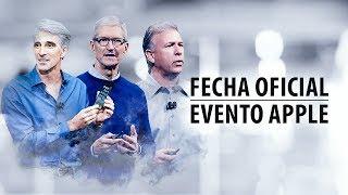 Ya hay fecha oficial para el evento de Apple y con SORPRESA FINAL