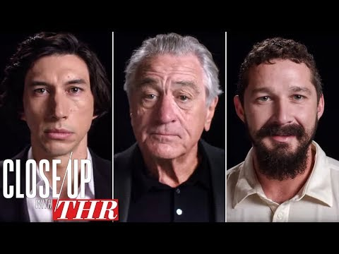 Actors Roundtable: Adam Driver, Shia LaBeouf, Robert De Niro, Tom Hanks, Jamie Foxx, Adam Sandler