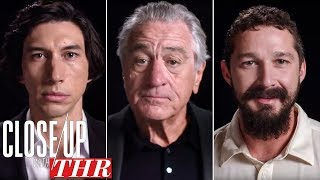Actors Roundtable: Adam Driver, Shia LaBeouf, Robert De Niro, Tom Hanks, Jamie Foxx | Close Up