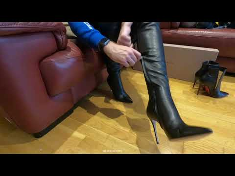 Gianvito Rossi OTK Boots Review