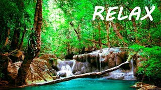 Relaxing Music and Soothing Water Sounds 5  Sleep 24/7 BGM Relaxation