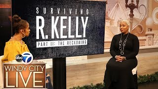 Michelle Kramer, mom of R. Kelly accuser, speaks out after 'Surviving R. Kelly: Part II' release