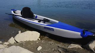 sea eagle razorlite 393rl inflatable kayak - मुफ्त