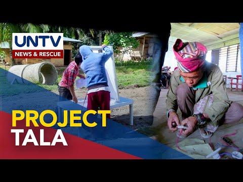 [UNTV]  50 Lumad sa South Cotabato, sumailalim sa assessment sa pag install ng mga solar panels