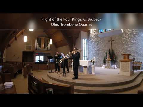 Flight of the Four Kings, C. Brubeck