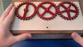 Custom Puzzle Box