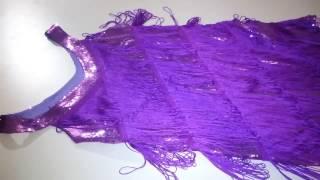 Как сшить платье в стиле Чикаго