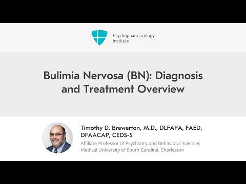 Bulimia - diagnoza i leczenie