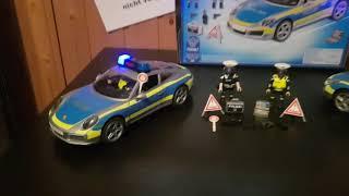 Playmobil Porsche 911 Carrera 4S Polizei 70067 Vorstellung / Preise / Feedback zum Produkt