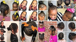 2020 STYLISTIC TRENDING #BRAIDS HAIRSTYLES FOR KIDS : TRENDING BRAIDS #STYLES FOR KIDS