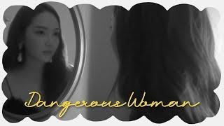 Jessica - DANGEROUS WOMAN Cover