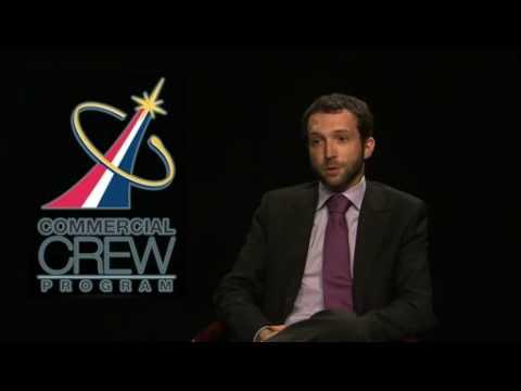 Alex MacDonald on New Space Economy