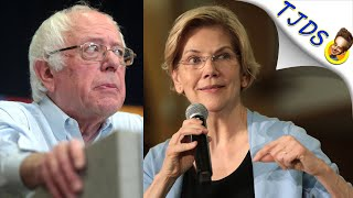 Politico Distorts Poll To Favor Warren Over Bernie