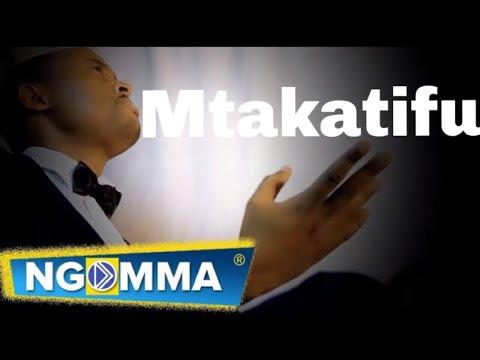 Mtakatifu - Naleta sadaka za sifa kwako Bwana