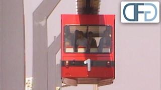 Die H-Bahn (Hängebahn) in Dortmund   Industriefilm von 1987