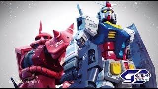 Gundam Dock Taiwan - Promotional Video