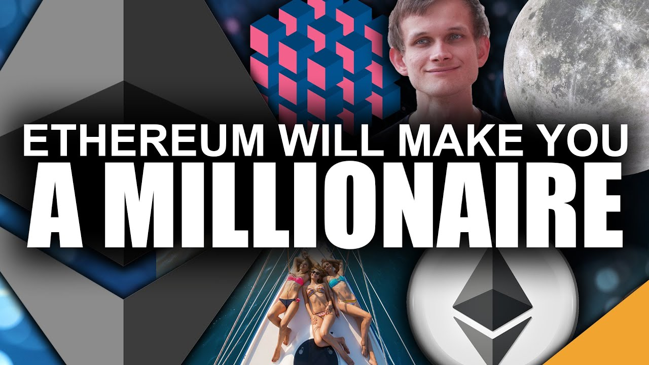 Ethereum WILL Make YOU a Millionaire in 2020 (Top Coin for Wealth)