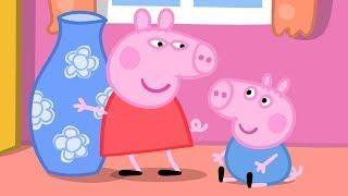 Свинка Пеппа на русском все серии подряд - Сборник 26 - Мультики