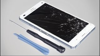 How to replace Sony Xperia Z3 Compact LCD Screen? - Repair Tutorial