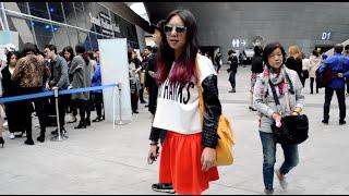Южная Корея | Концерт группы Big Bang в Сеуле (1 часть)