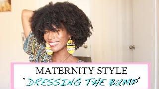 Maternity Style: Dressing The Bump - Feauturng Everly Grey Maternity- -Kasheera Latasha