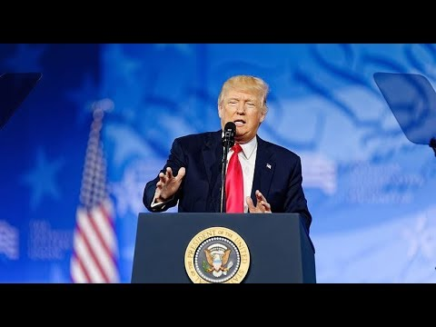 🔴 WATCH President Donald Trump MAJOR Speech at CPAC 2018 - 2/22/18