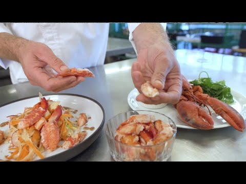 Youtube Video Still for The Value of<br />Lobster Products
