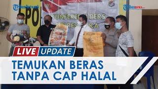 Giat Operasi Perlindungan Konsumen, Polisi Temukan Produk Tanpa Cap Halal dan Tanggal Kedaluwarsa