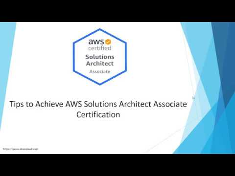 Top Tips to prepare for AWS Solutions Architect Associate ...