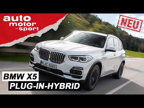 BMW X5 xDrive45e: Passt der neue Plug-in Hybrid zum SUV? - Fahrbericht/Review | auto motor und sport