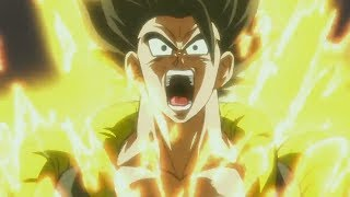 Goku & Vegeta Vs. Broly「AMV」  House Of Glass