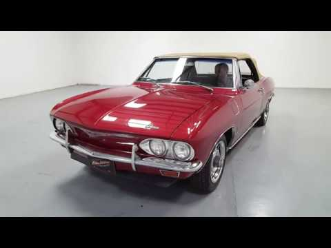 Video of '66 Corvair - QHHN
