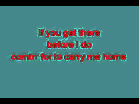 SWING LOW  SWEET CHARIOT 713508 [karaoke]