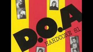 D.O.A  - Hardcore '81  (FULL ALBUM)