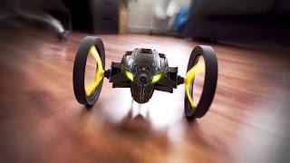 Die springende Minidrone! (Jumping Sumo Review) - felixba