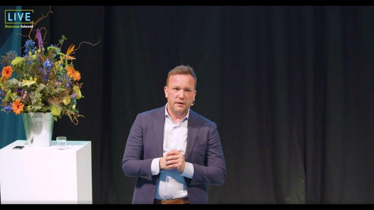 Video: Mattheis van Leeuwen en Rick van Baaren op Duurzaam Gebouwd Congres 2020