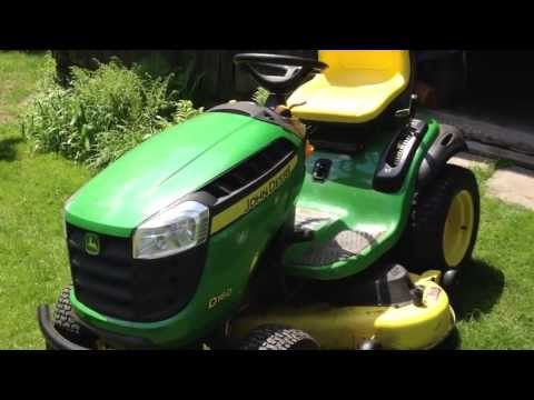 How to Disconnect the Reverse Safety Switch on a John Deere