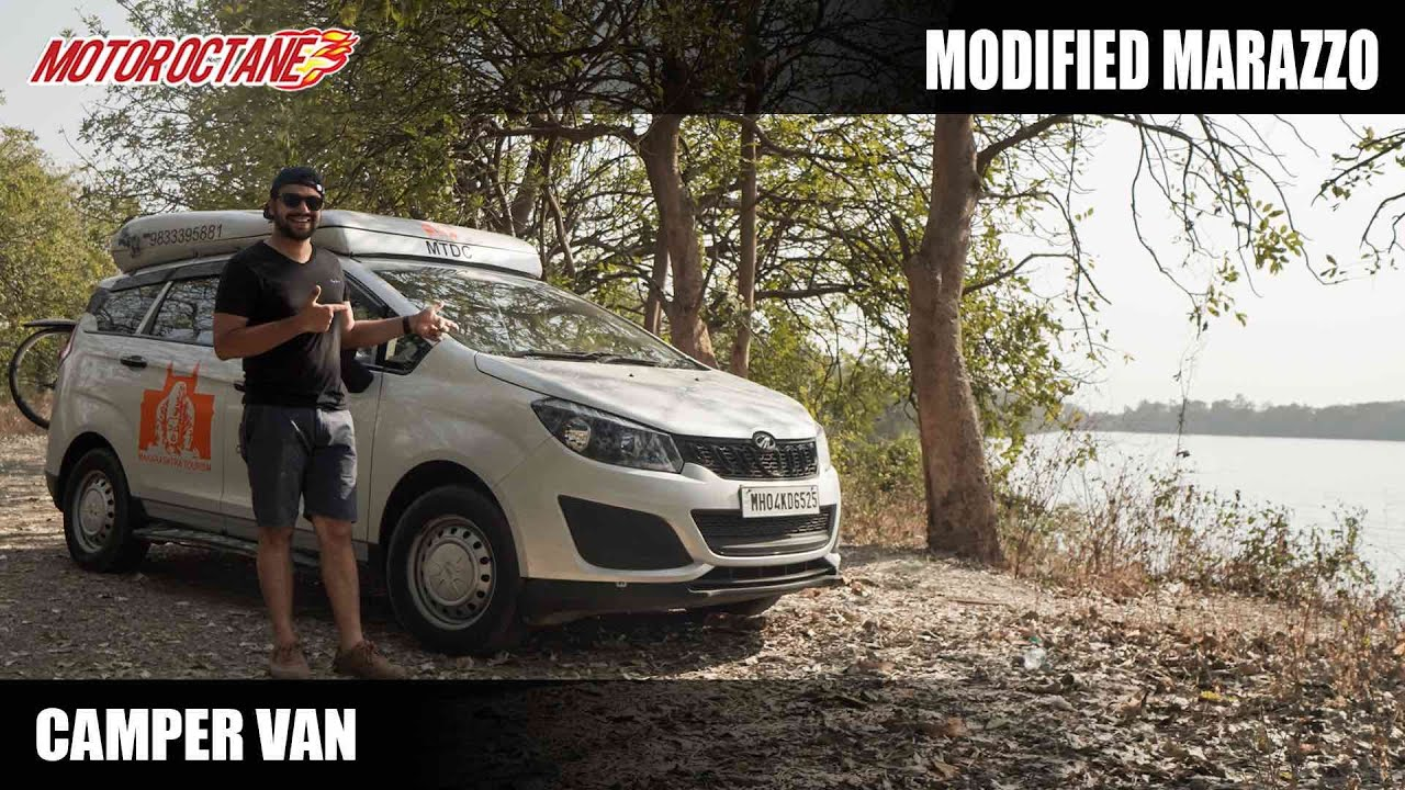 Motoroctane Youtube Video - Mahindra Marazzo Modified - Camping MPV | MotorOctane