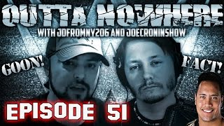 Outta Nowhere Episode #51: The Outta Nowhere Best & Worst of WWE 2016 Award Show, Raw vs Smackdown