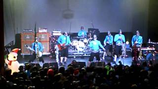 The Aquabats Henry Fonda Dec. 18 (Cat with 2 Heads)