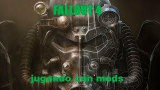 fallout 4-JUGANDO CON MODS- MODS IMPRESCINDIBLES(PC-PLAY4 Y XBOX)