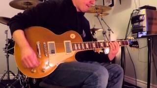Chevelle - Comfortable Liar (Guitar Cover)